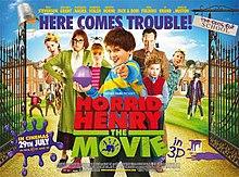 2011 the Horrid henry movie