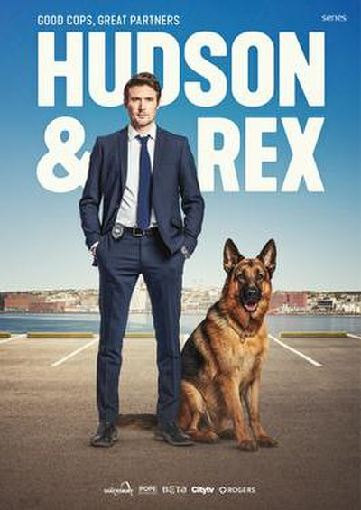 Picture of a TV show: Hudson & Rex