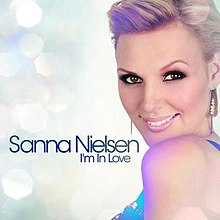 I'm in Love (song) Sanna Nielsen.jpg