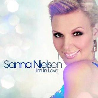 I'm in Love (Sanna Nielsen song) - Image: I'm in Love (song) Sanna Nielsen
