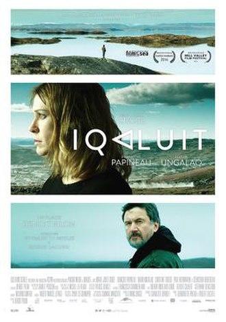 Iqaluit (film) - Image: Iqaluit film poster