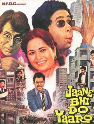 Jaane Bhi Do Yaaro - Film poster