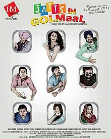 Jatts in Golmaal Full Movie Online