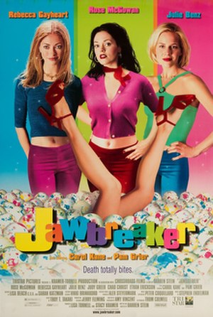 Jawbreaker (film) - Theatrical release poster