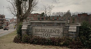 Jerusalems Lot (Stephen King) Fictional town