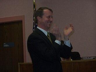 John Adler - Adler applauds a motion of the New Jersey Legislature.