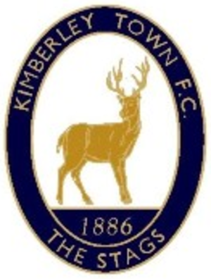Kimberley Town F.C. - Image: Kimberley Town F.C. logo