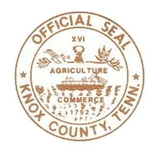 Knox County, Tennessee - Image: Knox County, Tennessee seal