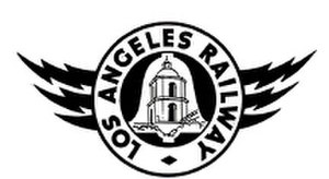 Los Angeles Railway - Image: LA Ry logo