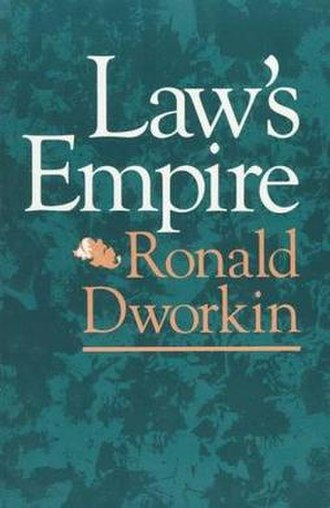 Law's Empire - Cover of the first edition