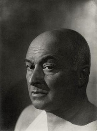 Louis Marcoussis - Louis Marcoussis, 1930s, photograph by Aram Alban