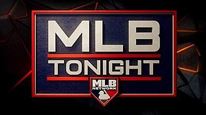 MLB Tonight - Image: MLB Tonight Logo