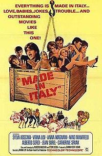 <i>Made in Italy</i> (1965 film)