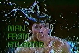 <i>Man from Atlantis</i> American science fiction television series