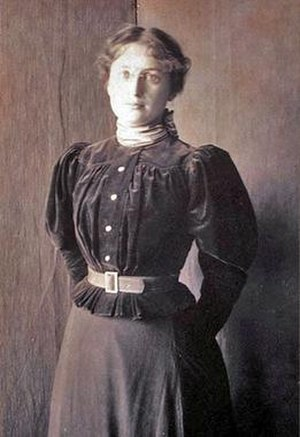 Mary Dennett - Mary Ware Dennett, ca. 1892–1896. Courtesy of Schlesinger Library