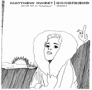 Girlfriend (album) - Goodfriend promotional album cover