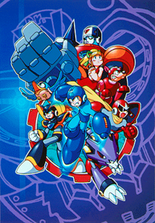 mega man 2 the power fighters wikipedia