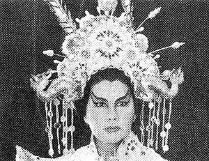 Morag Beaton - Morag Beaton as Turandot 1967