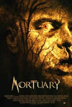 Mortuary (2005 film) - Theatrical release poster
