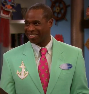 Mr. Moseby - Mr. Moseby in So You Think You Can Date?