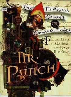 <i>The Tragical Comedy or Comical Tragedy of Mr. Punch</i>
