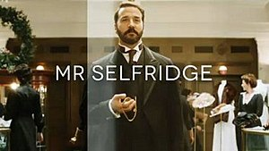 Mr Selfridge - Image: Mr Selfridge titlecard