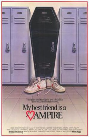 My Best Friend Is a Vampire - Image: My Best Friend Is a Vampire Film Poster