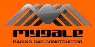 Mygale - Image: Mygale Logo