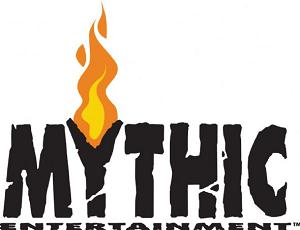 Mythic Entertainment - Image: Mythic Entertainment logo