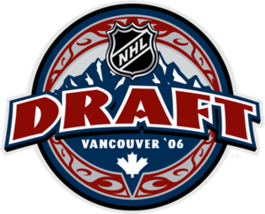 2006 NHL Entry Draft - Image: NHL Draft 06logo