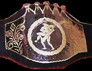 NWA World Tag Team Championship (Los Angeles version) - The Los Angeles version of the championship