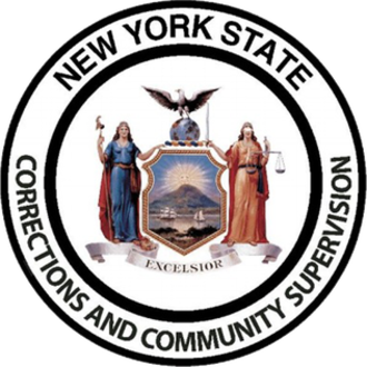 New York State Department of Corrections and Community Supervision - Image: NYSDOCS Seal