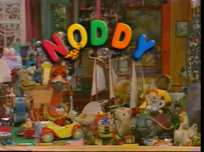 Picture of a TV show: Noddy