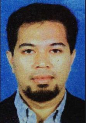 Noordin Mohammad Top - Noordin's FBI Photo