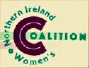 Northern Ireland Women's Coalition - Image: Northern Ireland Women's Coalition logo