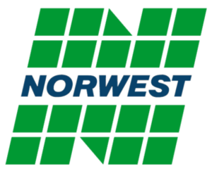 Norwest Corporation - Final logo of Norwest