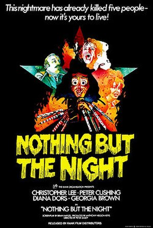 Nothing but the Night - Image: Nothing But the Night poster