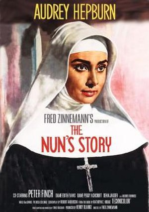 The Nun's Story (film) - Original film poster