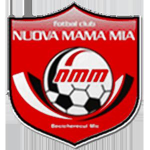 CS Nuova Mama Mia Becicherecu Mic - Image: Nuova Mama mia logo