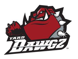 Oklahoma City Yard Dawgz Arena football team