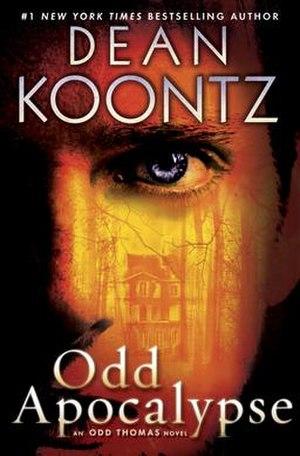Odd Apocalypse (book) - Image: Oddapocalypse