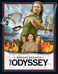 The Odyssey movie