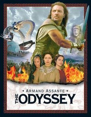 The Odyssey (miniseries) - Promotional poster