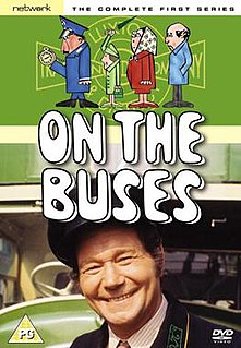 <i>On the Buses</i> (series 1) season of television series