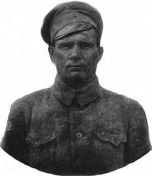 Tatarbunary uprising - Osip Poliakov, known as Platov, was a fisherman from Vylkove. During the uprising he was designated as military commander.
