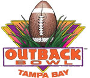2007 Outback Bowl - 2007 Outback Bowl logo