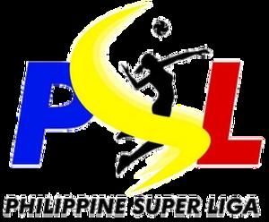 Philippine Super Liga - PSL logo for its first season (2013).