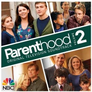 Parenthood (2010 TV series) - Image: Parenthood Volume 2
