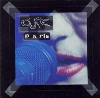 Paris (The Cure album) - Image: Paris cov