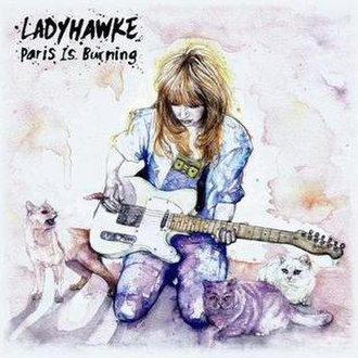 Ladyhawke - Paris Is Burning (studio acapella)